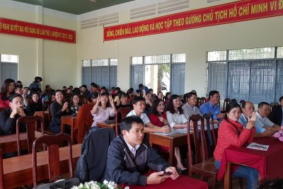 Các hoạt động chào mừng kỷ niệm ngày phụ nữ Việt Nam 20/10